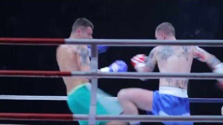 "Max Spodarenko vs Aleksei Dodonov - ""NUMBER ONE Fight Show"" Season 4 -4.12.2015"