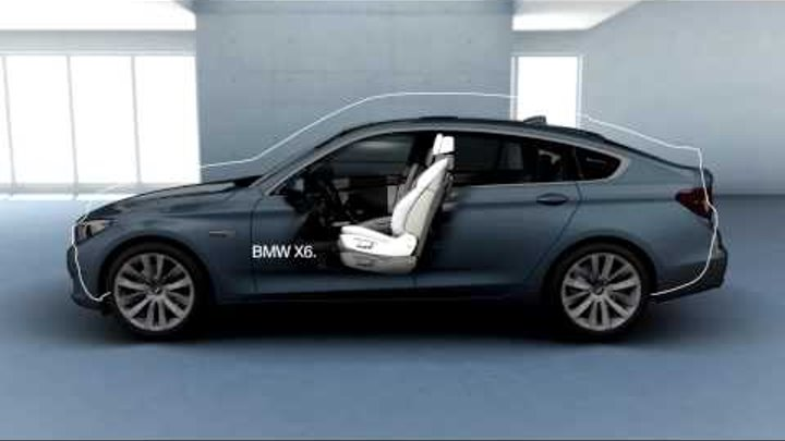 BMW 5 Series GT 2010 Official Video HD