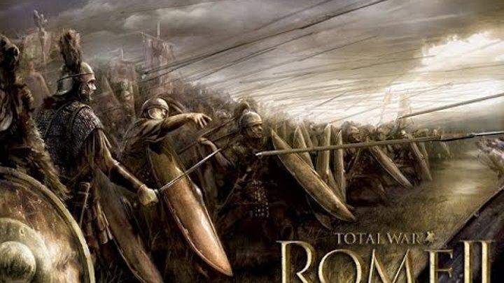 TOTAL WAR ROME 2 ВИДЕО ОБЗОР ИГРЫ НА PC