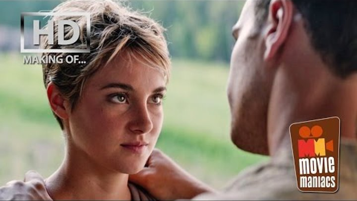 Insurgent - Divergent 2 | Behind the Scenes (2015) Shailene Woodley