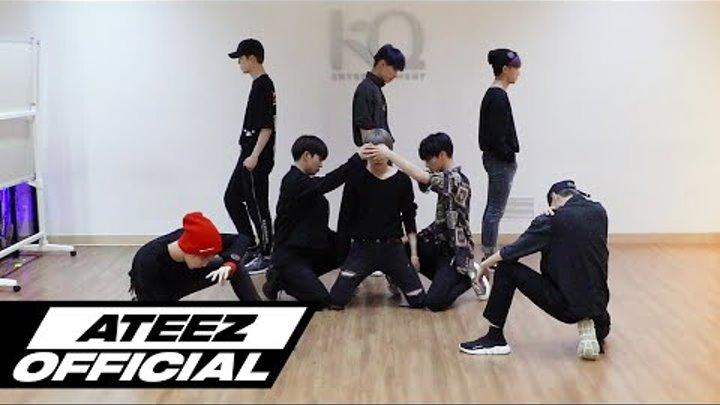 ATEEZ(에이티즈) - 'Treasure' Dance Practice