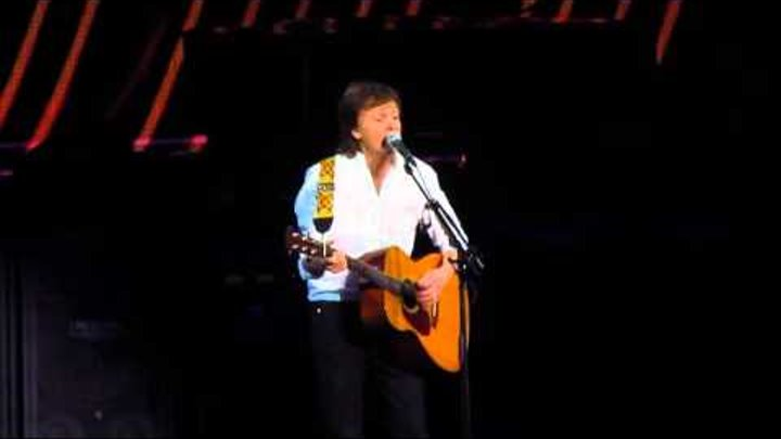 Paul McCartney - Eleanor Rigby (Live From Portland, Oregon, On 4/15/2016)