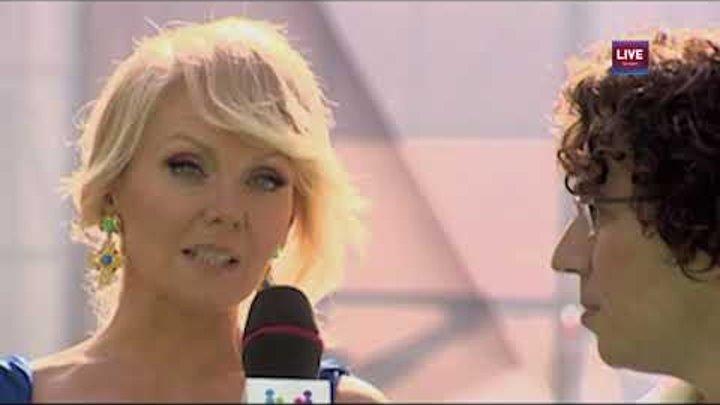 Premia MUZ-TV 2013 - Валерия & Иосиф Пригожин