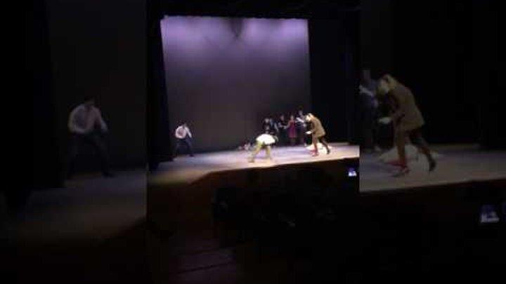 """Театр на английском языке#ТЮЗ#АНО Учебный центр """"Трайтек#27.09-01.04.2017 Part 1"""