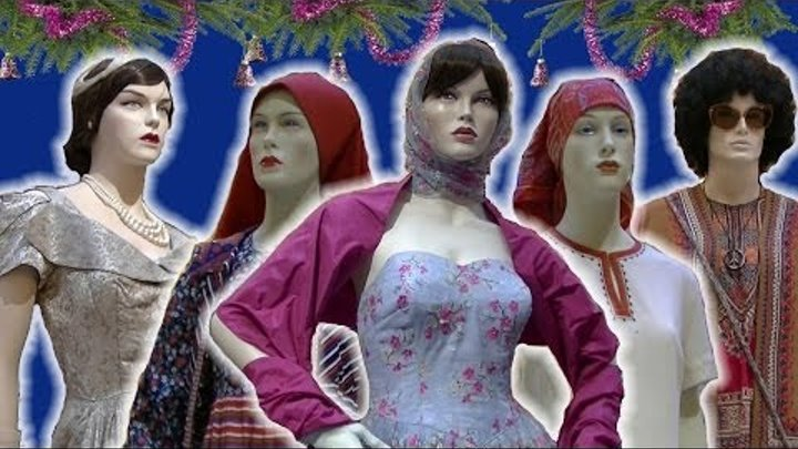VLOG Ваша Юля - Выставка платьев АЛЕКСАНДРА ВАСИЛЬЕВА в ГУМЕ