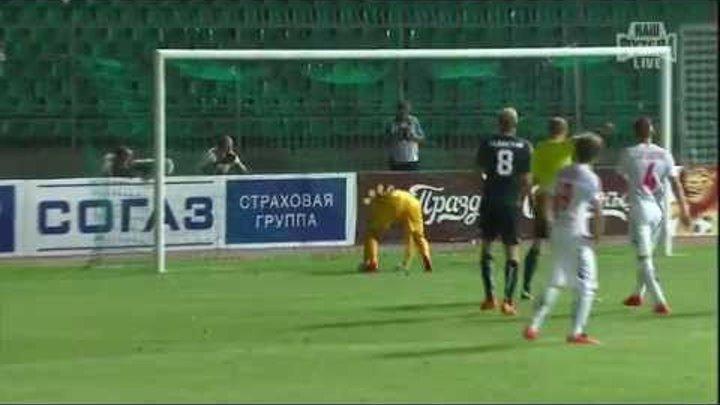 Краснодар-Спартак 4:0 (РФПЛ сезон 2014-15 3 тур) (14 августа 2014).Обзор матча!