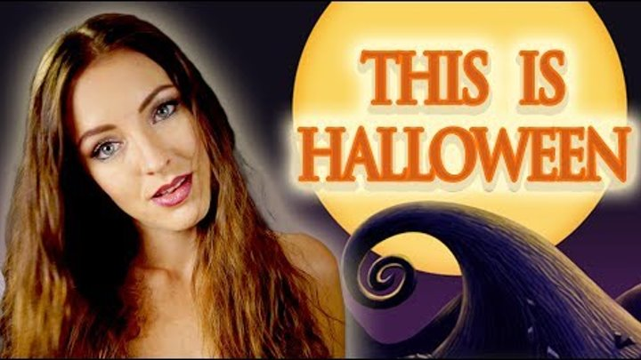 🎃 This Is Halloween - The Nightmare Before Christmas (Cover by Minniva featuring Quentin Cornet)