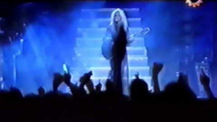 Shakira - Inevitable (Tour de La Mangosta Buenos Aires)