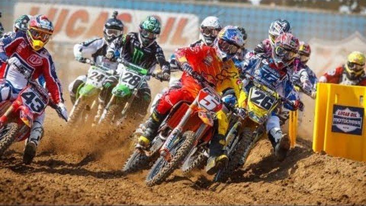 Red Bull RedBud National Race Highlights