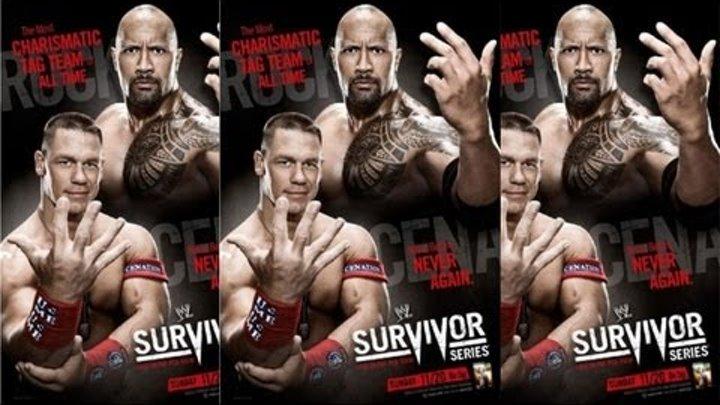 WWE Survivor Series 2011 Promo