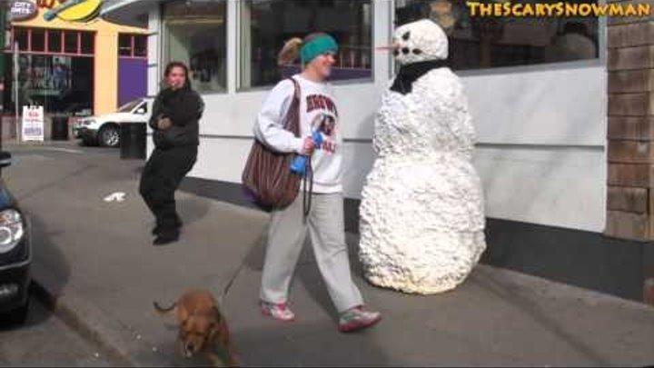 Смешные Страшные Снеговик Шутки Сезон 2 Эпизод 12