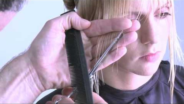 Длинная градуировка - видео-урок по базовой салонной стрижке