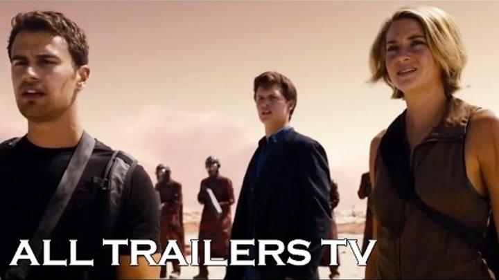 Дивергент 3 : За стеной (2016) | Русский трейлер