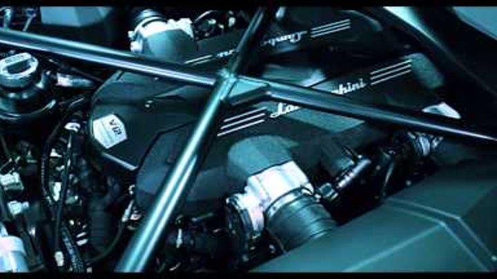 Тест Драйв от Давидыча Lamborghini Aventador LP700-4 PROMO