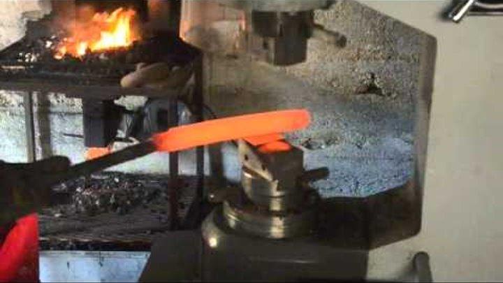 Forging a Viking Sword - part 2