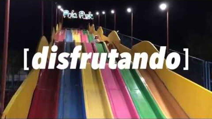 Pola Park XX Aniversario, Parque de Atracciones de Santa Pola (Alicante)