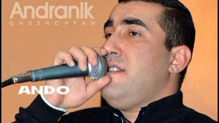 """ANDO Andranik Ghushchyan """"Angin Bales"""""""