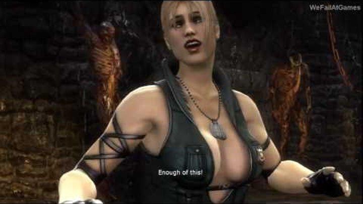 Mortal Kombat 9 (2011) - Chapter 2: Sonya Blade [PS3/360][HD]