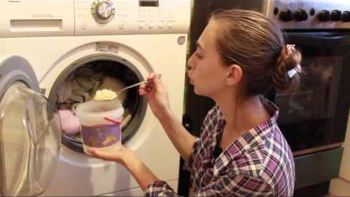 Как я стираю хозяйственным мылом - Вика, вперед!