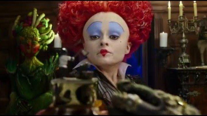 Алиса в Зазеркалье - Трейлер (дублированный) 1080p