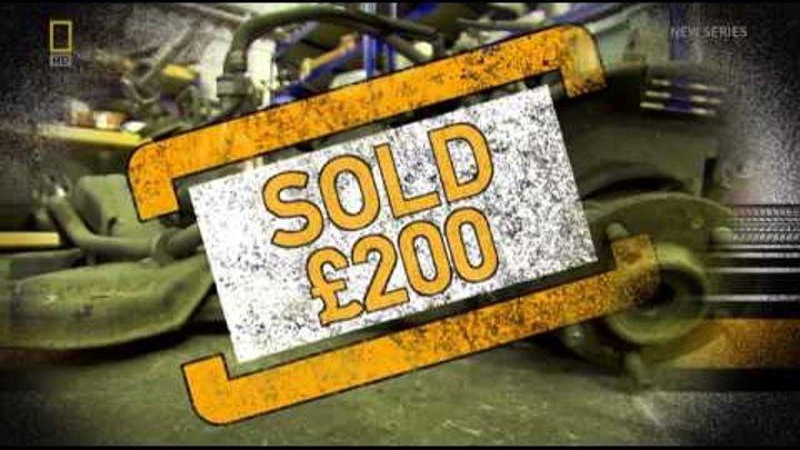 Машины: разобрать и продать (1 сезон, 2 серия)