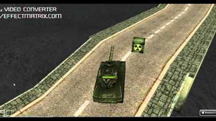 танки онлайн паркур на монте-карло