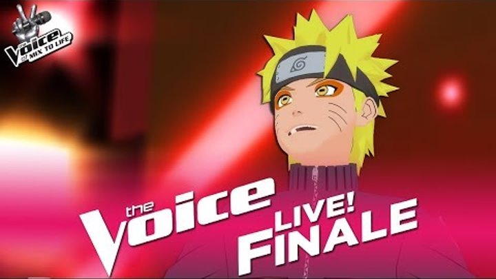 """The Voice 2017 Naruto - Finale: """"How long"""""""
