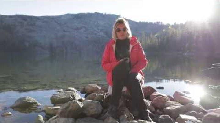Ченнелинг с Ириной Чикуновой (Цивилизация Хамилия). Озеро Касл, Шаста. 11.10.18
