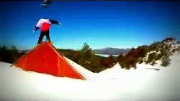 СНОУБОРД / SNOWBOARDING clip