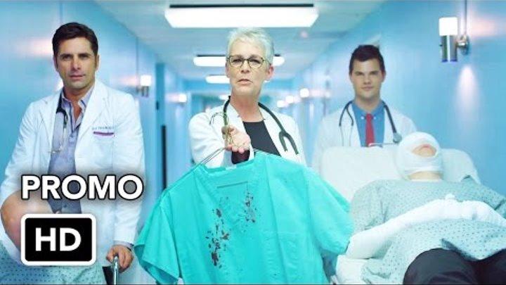 "Scream Queens Season 2 ""Time To Scrub Up, Ladies"" Promo (HD)"