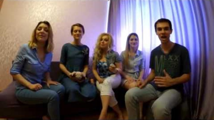 Акапелла группа ВариаZZия - У Мамы (Потап и Настя Каменских cover)