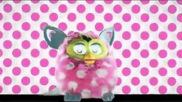Furby Boom trailer Ферби Бум)