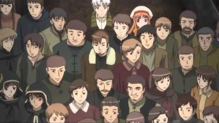 Волчица и пряности 2 сезон 03серия из 12 (2009)