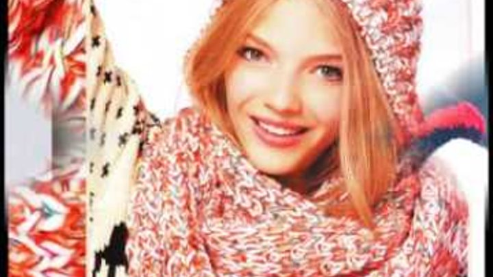 Журнал Мод № 561 Шапочки