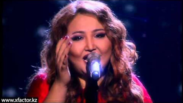 "Ару Ауэзова. ""Шопен"". Е. Ваенга. X Factor Казахстан. 2 концерт. Эпизод 11. Сезон 6."