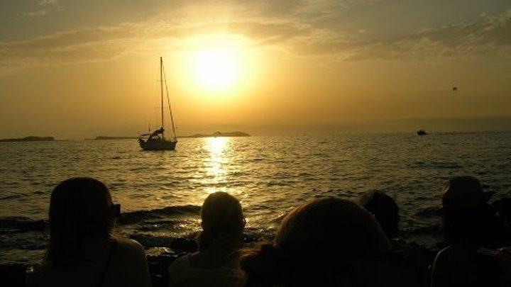 Sunset @ Cafe del Mar Ibiza - A Beautiful Chillout & Lounge Mix 2014