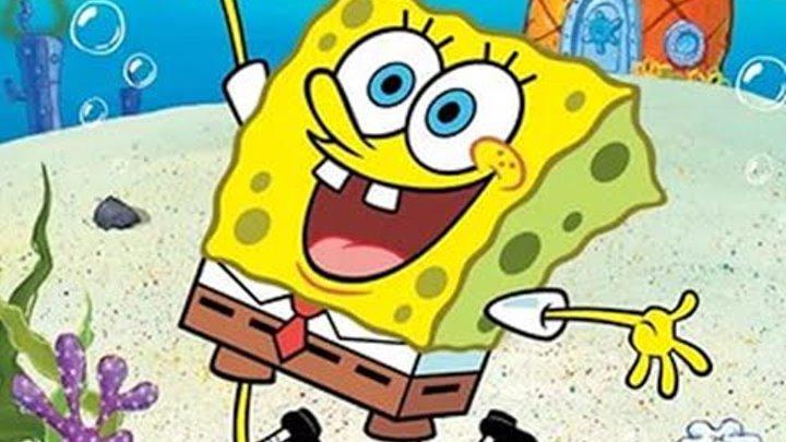 Губка Боб квадратные штаны - Новые приключения Спанч Боба! Развивающий мультик для детей