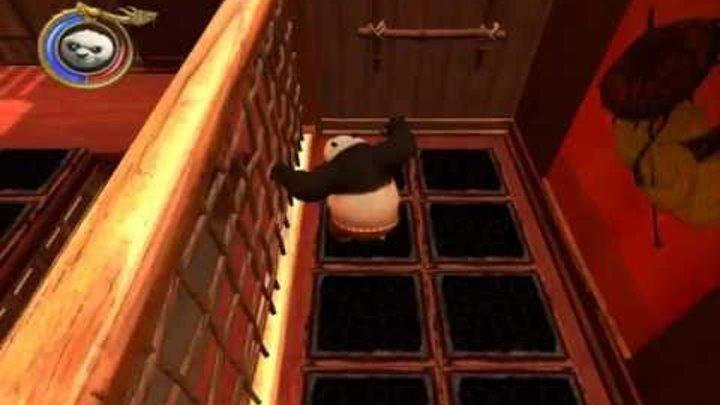 Прохождение игры Кунг Фу Панда часть 3 Нулевой уровень