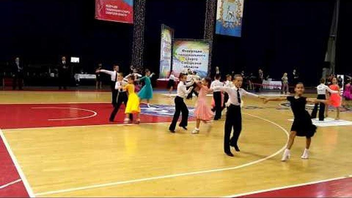 Кубок Самарской области, Дети 2, Е класс 3 танца латина, ча-ча-ча