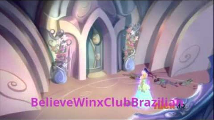 Winx Club: Season 6, Episode 1 - Inspiration of Sirenix: Daphne's Sirenix! HD!