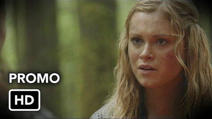 Сотня 2 сезон 10 серия (2x10) - «Естественный отбор» Промо (HD)