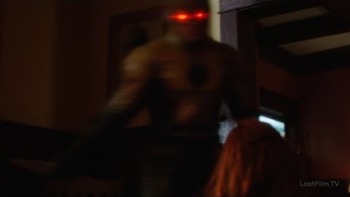 Обратный Флэш перемещается назад во времени чтобы убить Нору Аллен | Флэш (3 сезон 1 серия)