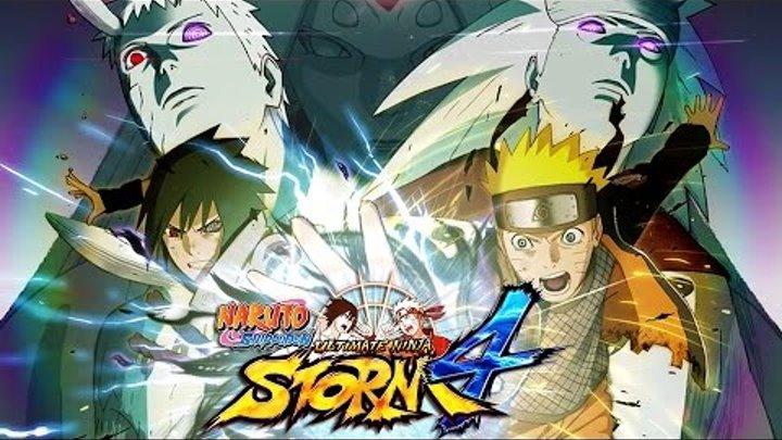 Naruto Shippuden: Ultimate Ninja Storm 4 - Anime Expo 2015 Trailer