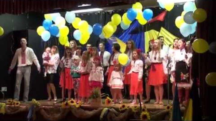 частина 2 Independence day in Ukraine 2014