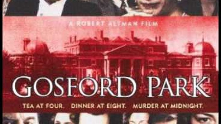Inspector Thompson - Gosford Park Soundtrack