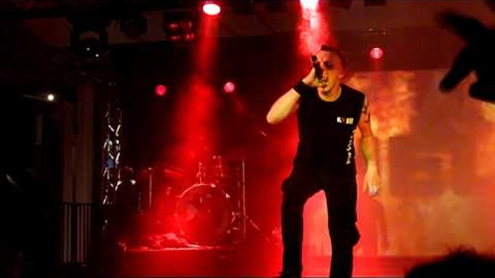 """SUICIDE COMMANDO AMPHI FESTIVAL 2011 """"See you in Hell"""" [HD] 7/7"""