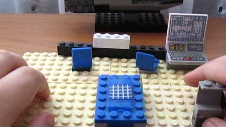 Lego Star Wars самоделки от Архипова часть 3