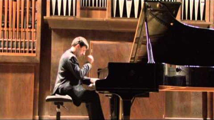 Alexander Kobrin: Haydn - Piano Sonata in D major, Hob.XVI:37