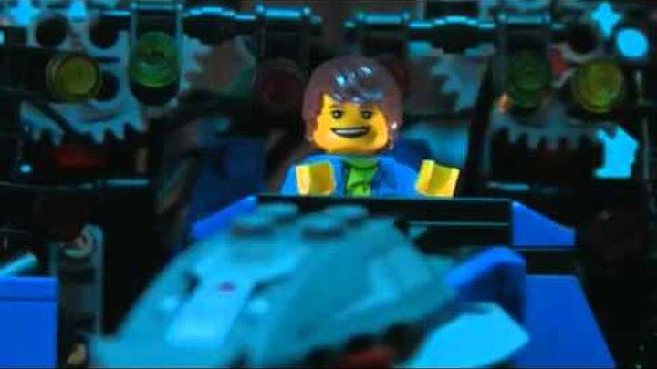Лего Ниндзяго (LEGO Ninjago): сезон 5 серия 8.