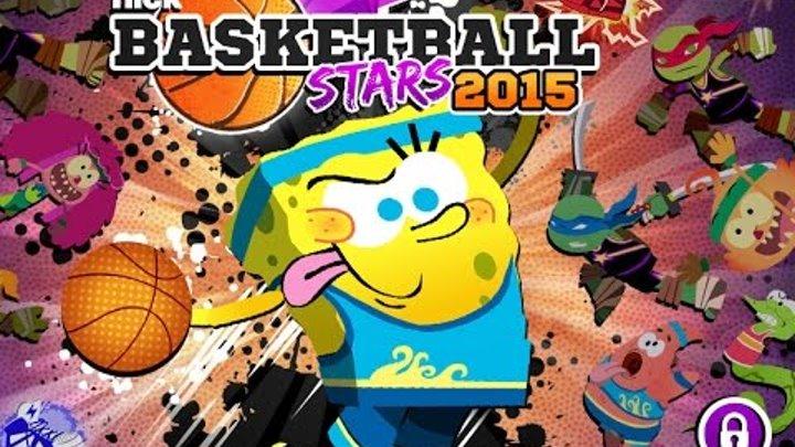 Basketball Stars 2015 (Баскетбол Губка Боб)